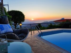 Ithaki House, Lysos, Holiday Villa