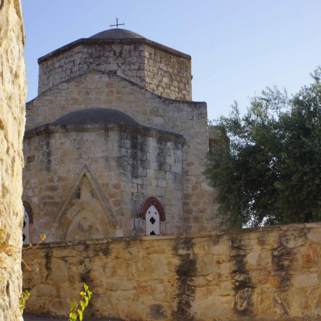 Panayia Chryseleousa_Lysos Village