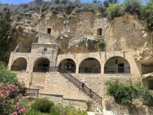 Ayios Neofytos Monastery, Paphos