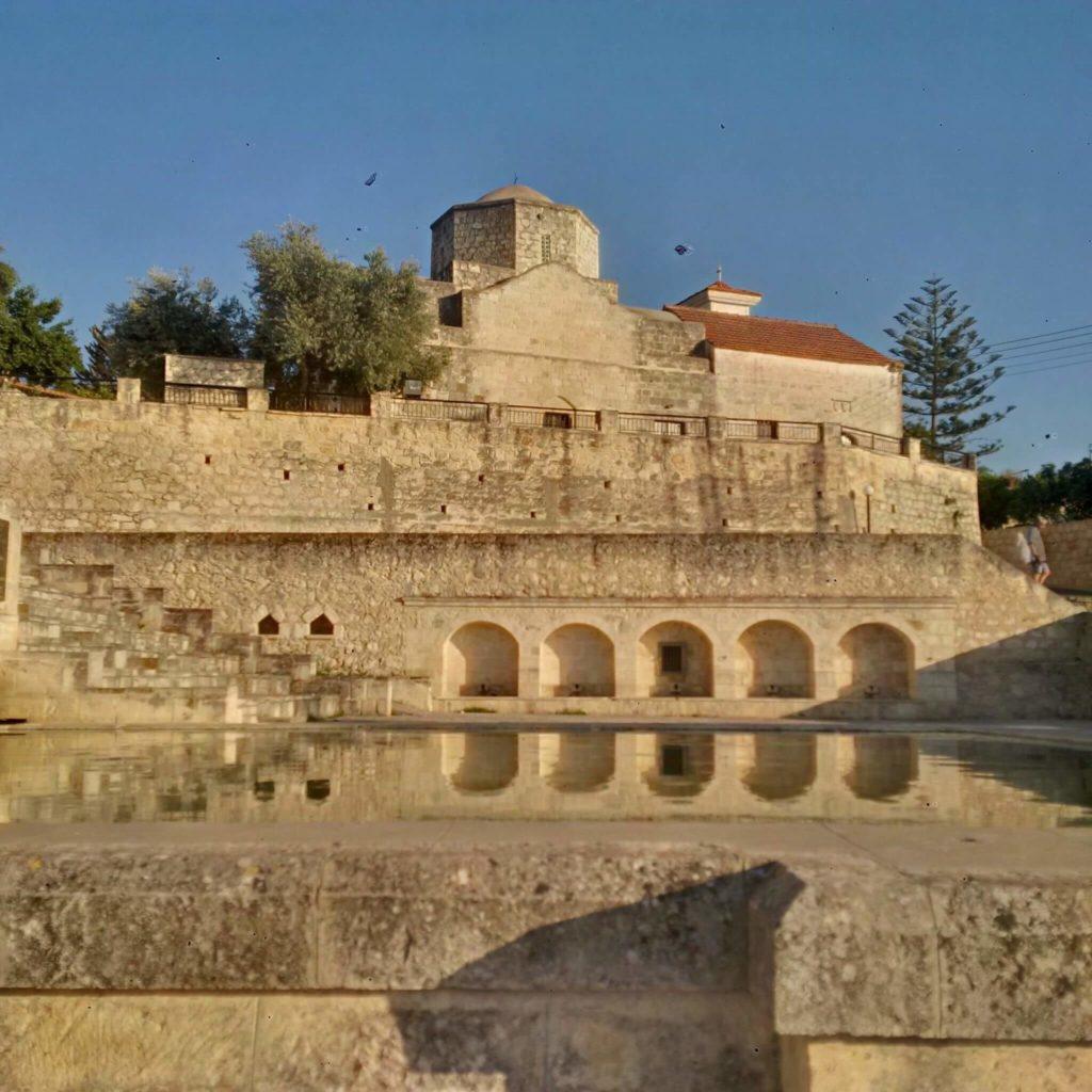 Lysos Fountains