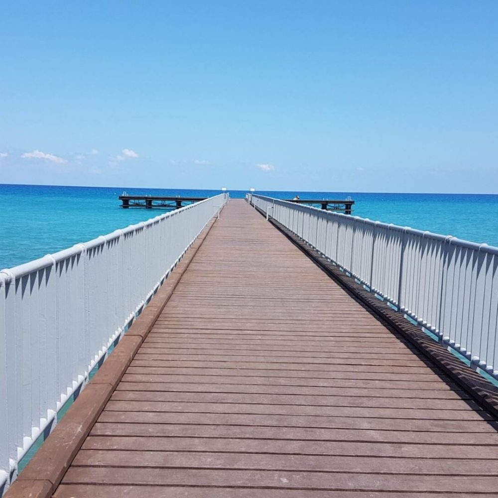 Places to visit - Argaka Pier