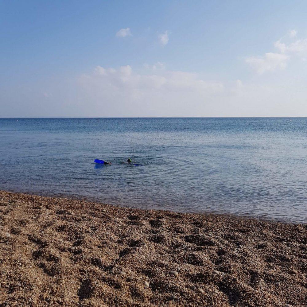 Takkas Beach 15 minutes from Ithaki House