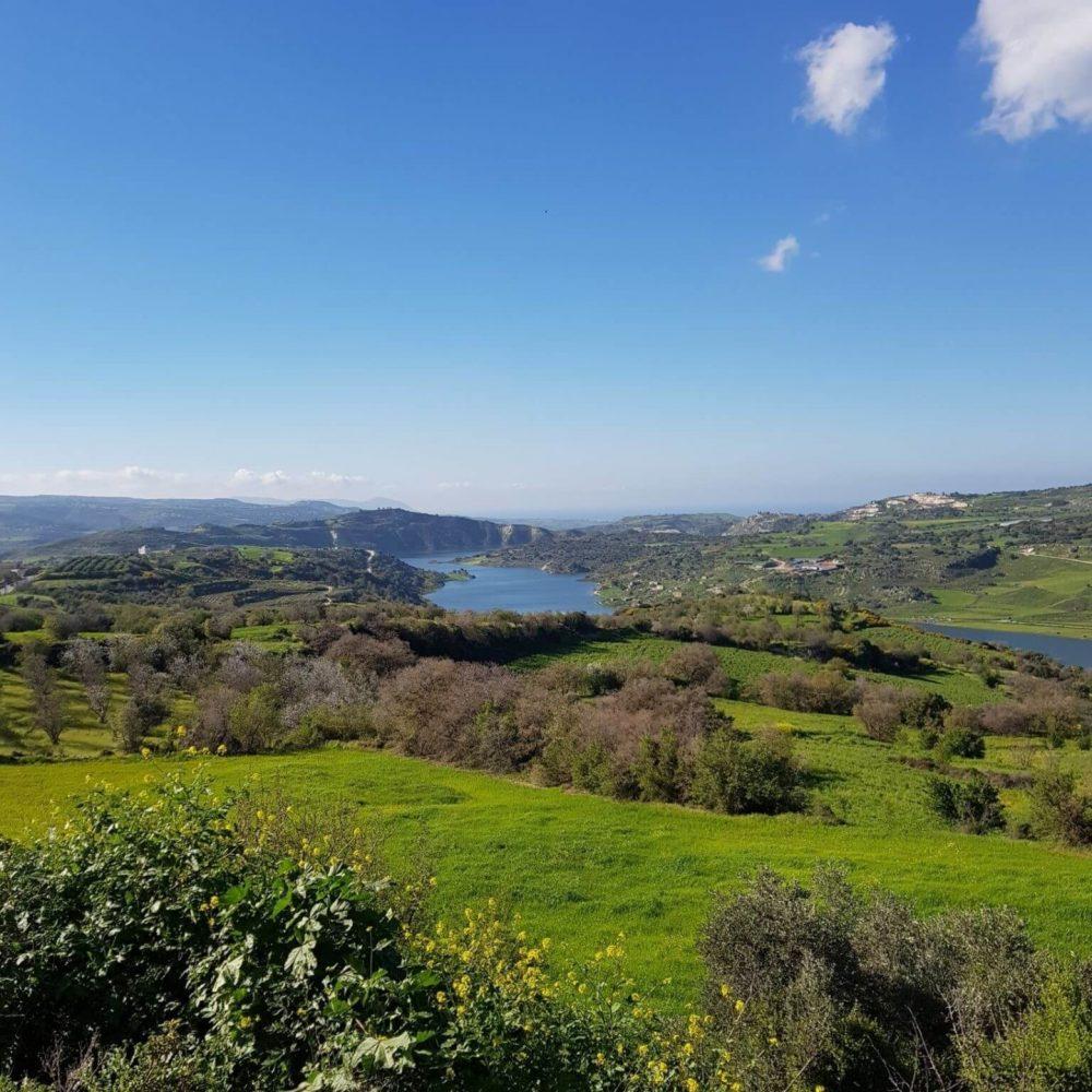 Places to visit - Evretou Dam