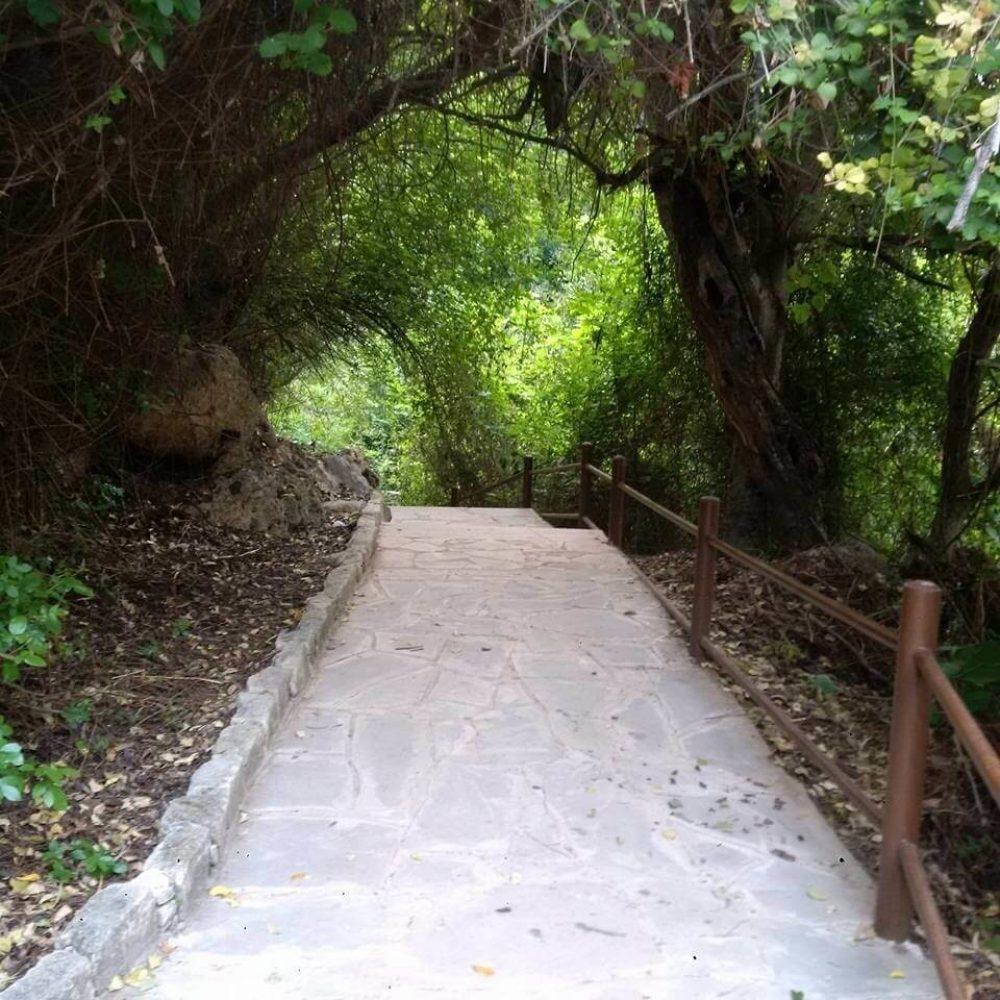 Places to visit - Baths of Aphrodite