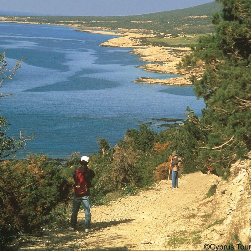 Places to visit - Hiking at Akamas