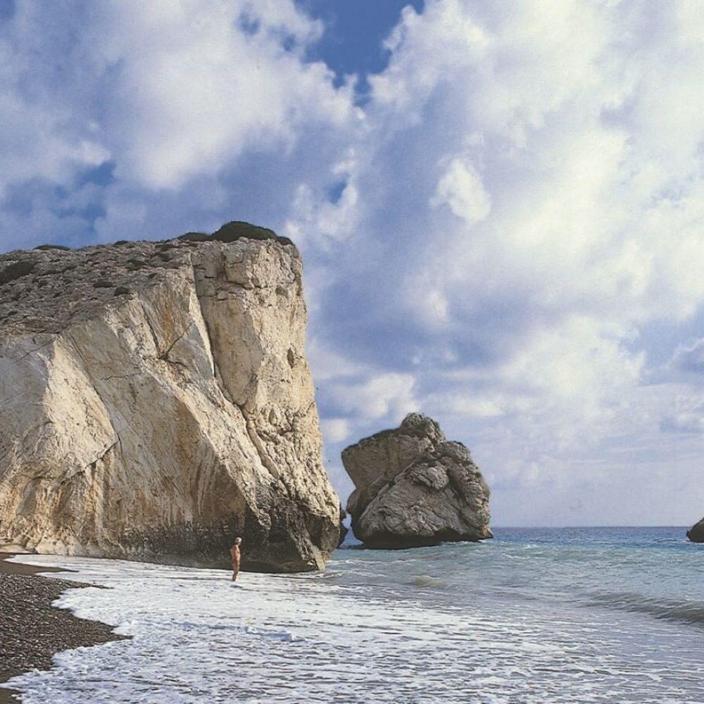 Petra tou Romiou, Paphos