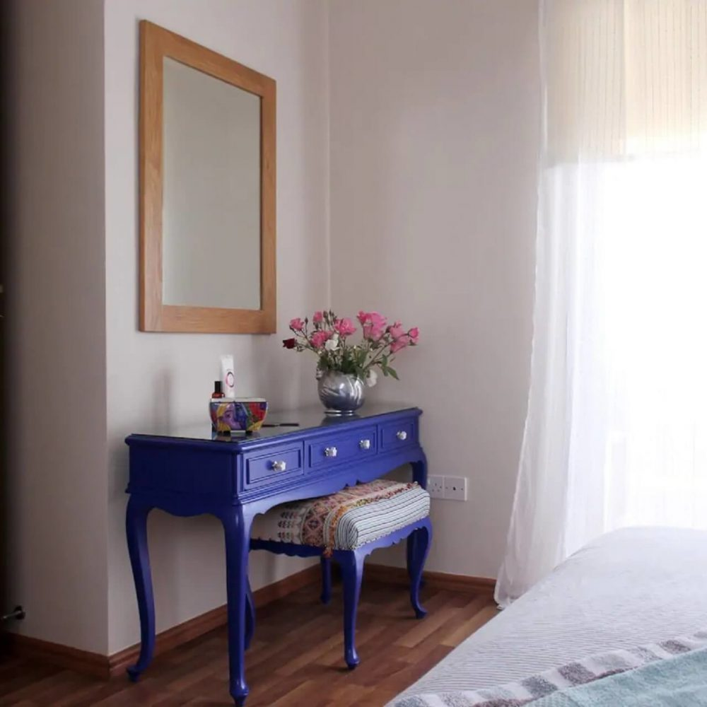 Bedroom 1 at Ithaki House