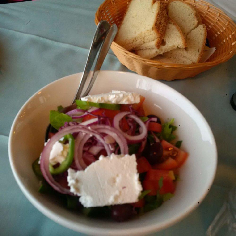 The Famous Greek Salad