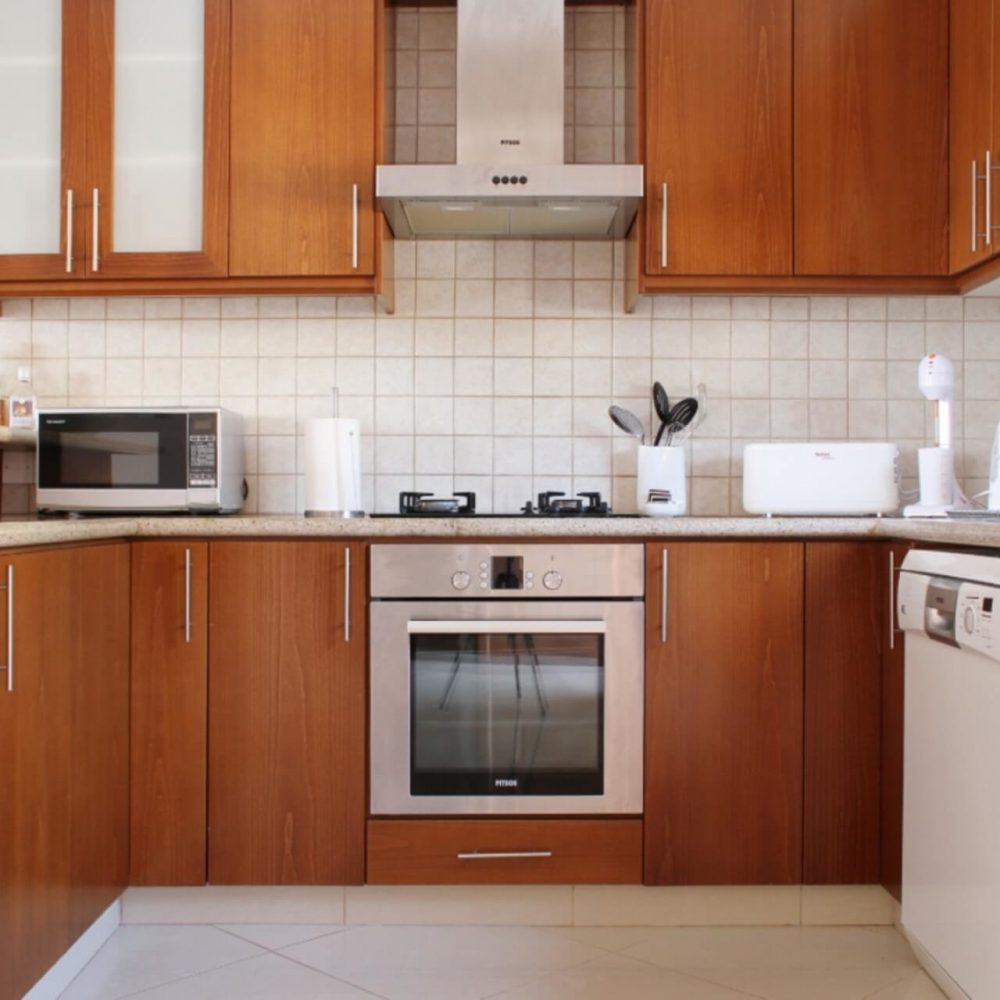 Fully eqquipped Kitchen at Ithaki House