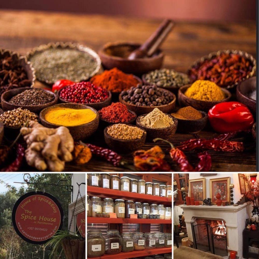 Spice & Easy - Peristerona