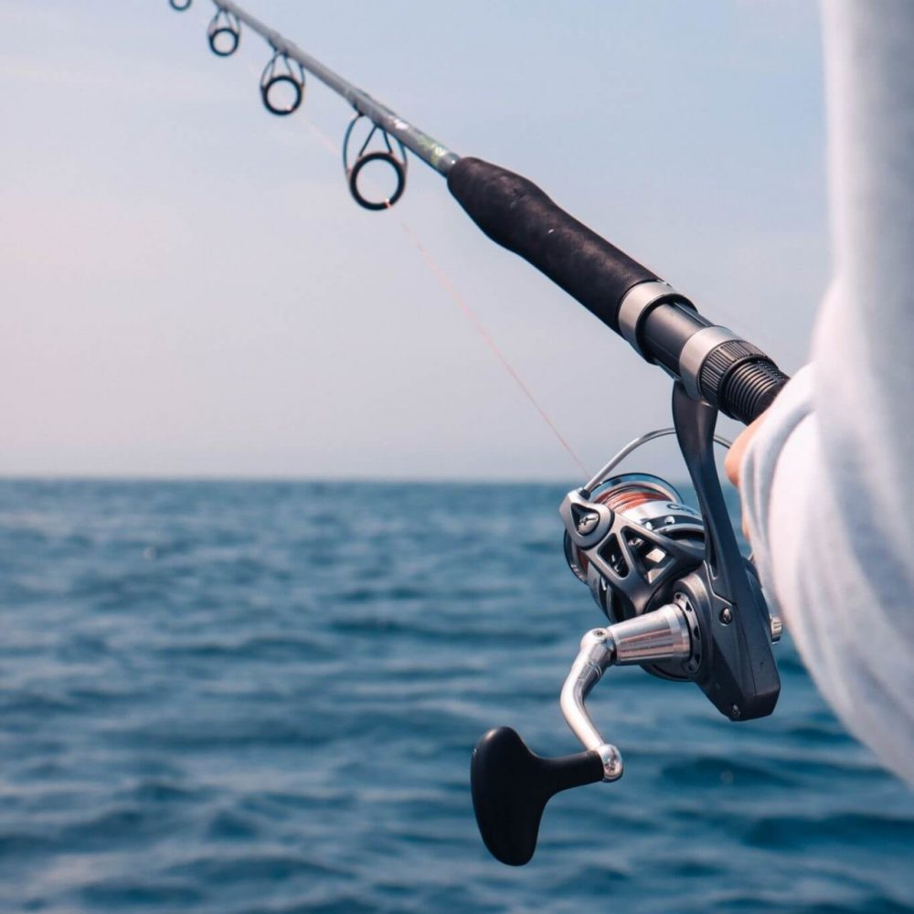 Things to do in Paphos - Fishing at Evretou Dam