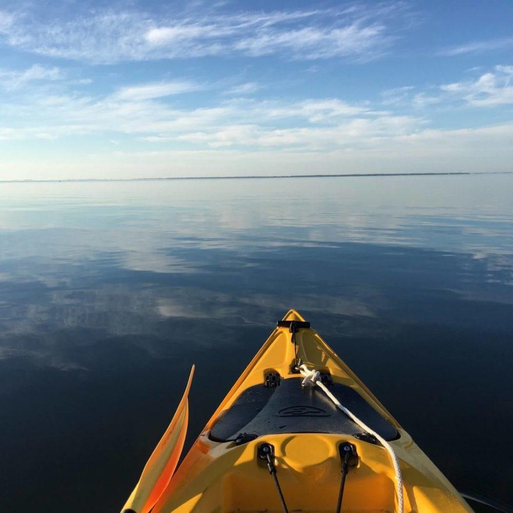 Things to do in Paphos - Kayaking at Akamas
