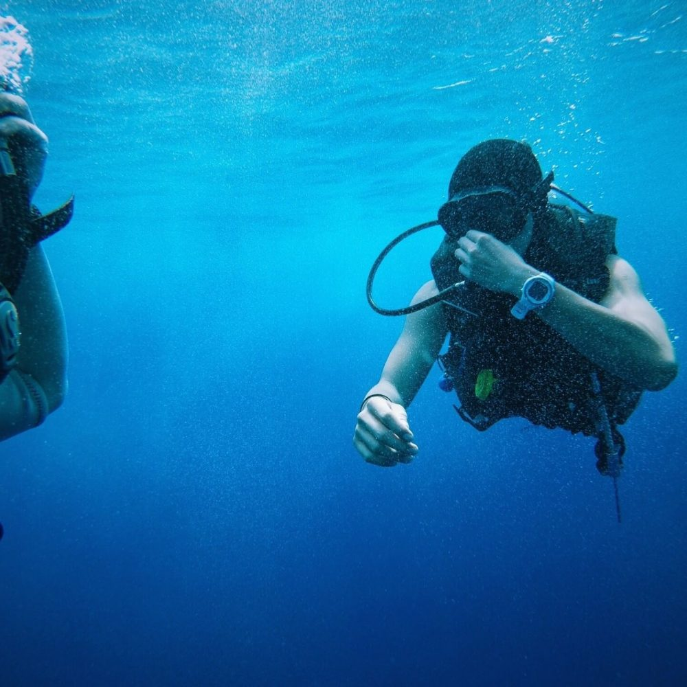 Things to do in Paphos - Scuba diving in Akamas