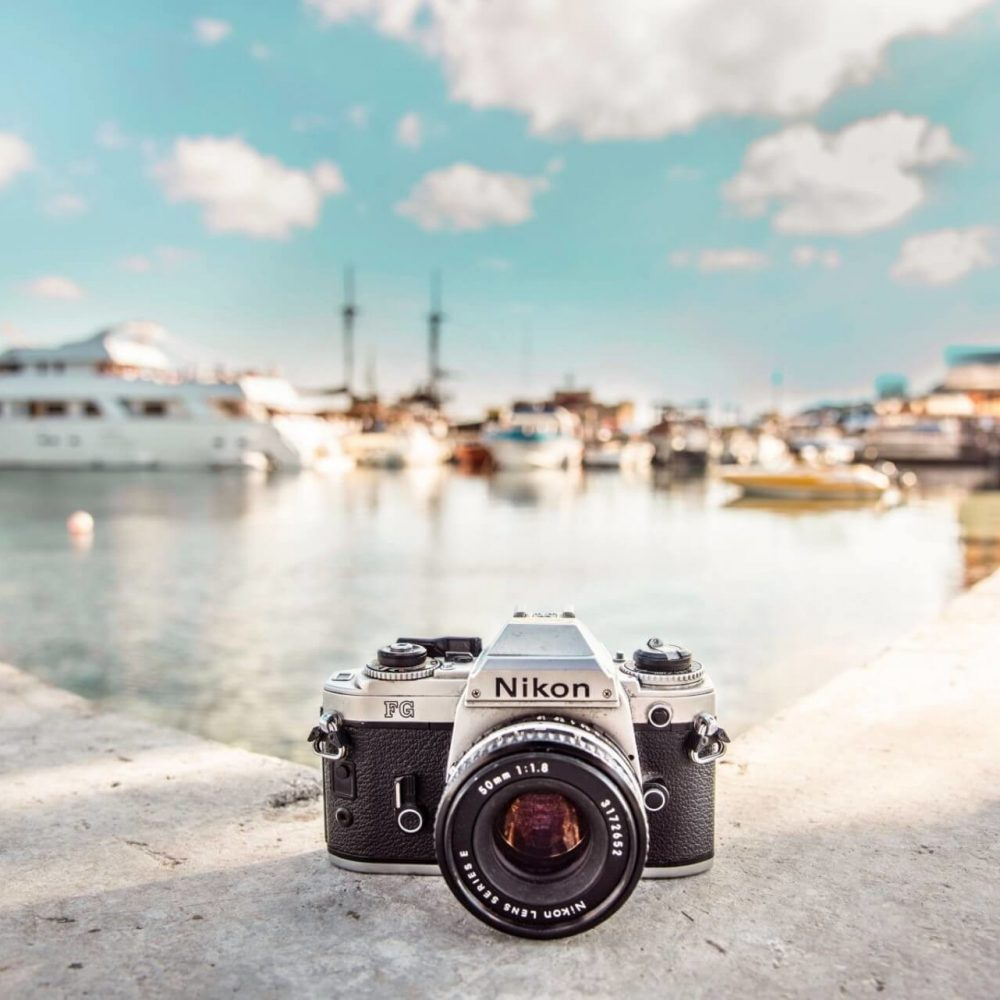 Things to do in Paphos - Photography at Paphos Harbour